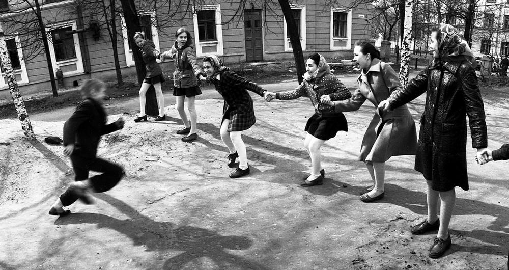 Люди и их чувства на снимках 1960-80-х годов казанского фотографа Рустама Мухаметзянова 20