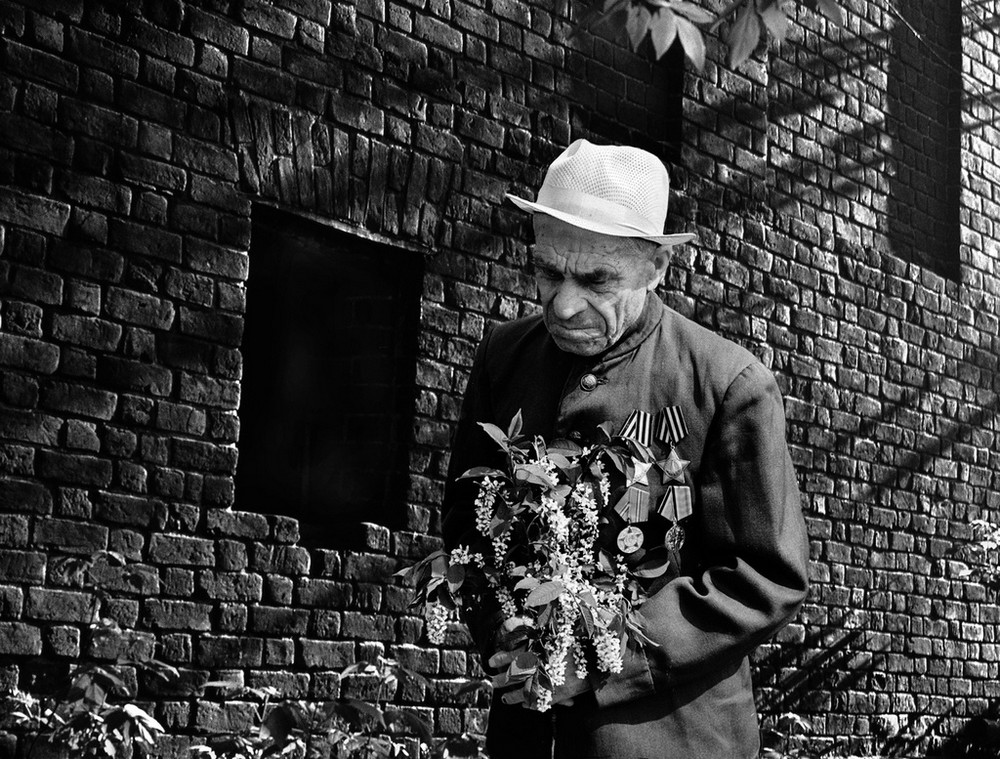 Люди и их чувства на снимках 1960-80-х годов казанского фотографа Рустама Мухаметзянова 23