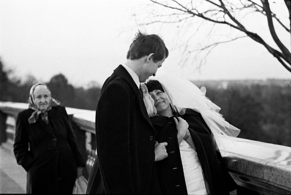 Люди и их чувства на снимках 1960-80-х годов казанского фотографа Рустама Мухаметзянова 27