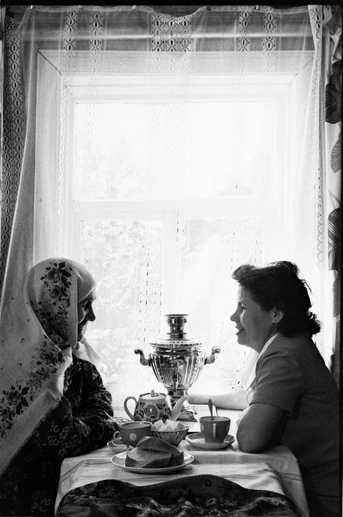Люди и их чувства на снимках 1960-80-х годов казанского фотографа Рустама Мухаметзянова 28