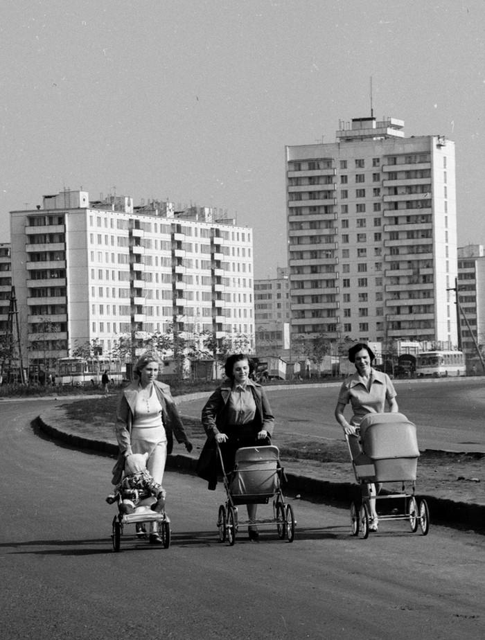Люди и их чувства на снимках 1960-80-х годов казанского фотографа Рустама Мухаметзянова 30