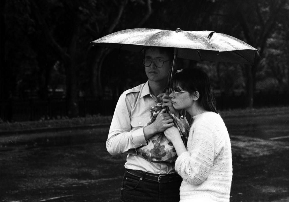Люди и их чувства на снимках 1960-80-х годов казанского фотографа Рустама Мухаметзянова 40