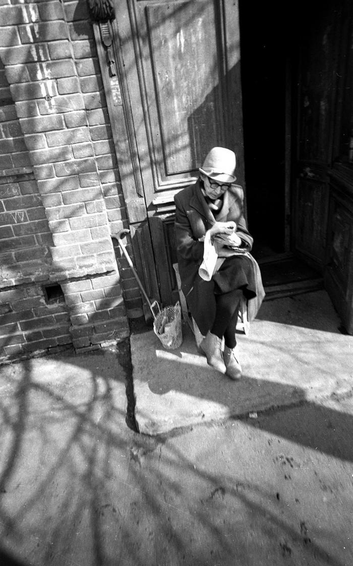 Люди и их чувства на снимках 1960-80-х годов казанского фотографа Рустама Мухаметзянова 42