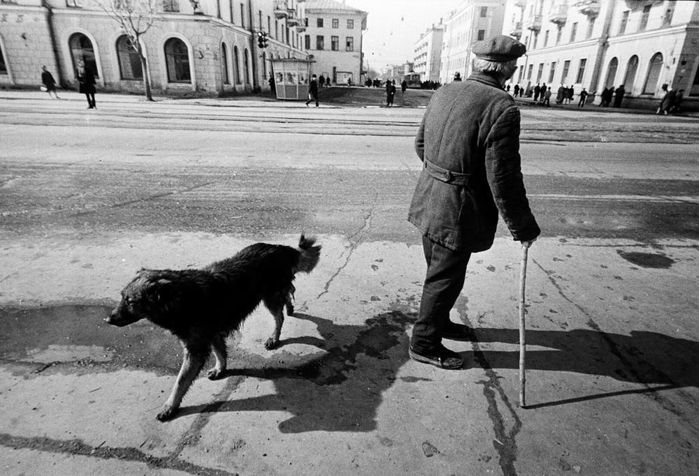 Люди и их чувства на снимках 1960-80-х годов казанского фотографа Рустама Мухаметзянова 43