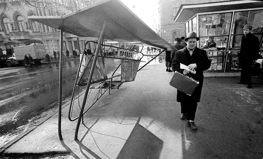 Люди и их чувства на снимках 1960-80-х годов казанского фотографа Рустама Мухаметзянова 44