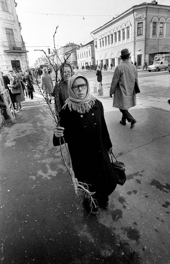 Люди и их чувства на снимках 1960-80-х годов казанского фотографа Рустама Мухаметзянова 47