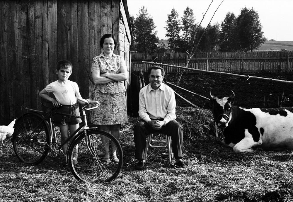 Люди и их чувства на снимках 1960-80-х годов казанского фотографа Рустама Мухаметзянова 49