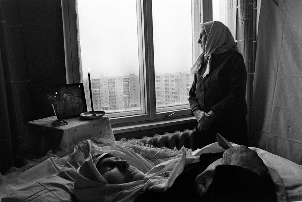 Люди и их чувства на снимках 1960-80-х годов казанского фотографа Рустама Мухаметзянова 50