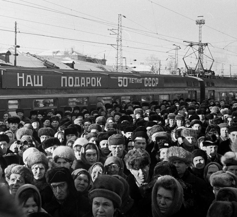 Люди и их чувства на снимках 1960-80-х годов казанского фотографа Рустама Мухаметзянова 9