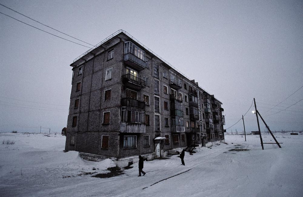Жизнь на краю света. Фотопроект из Воркуты 11