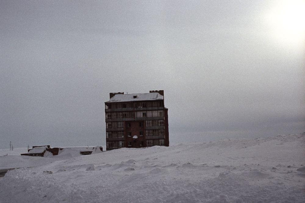 Жизнь на краю света. Фотопроект из Воркуты 16