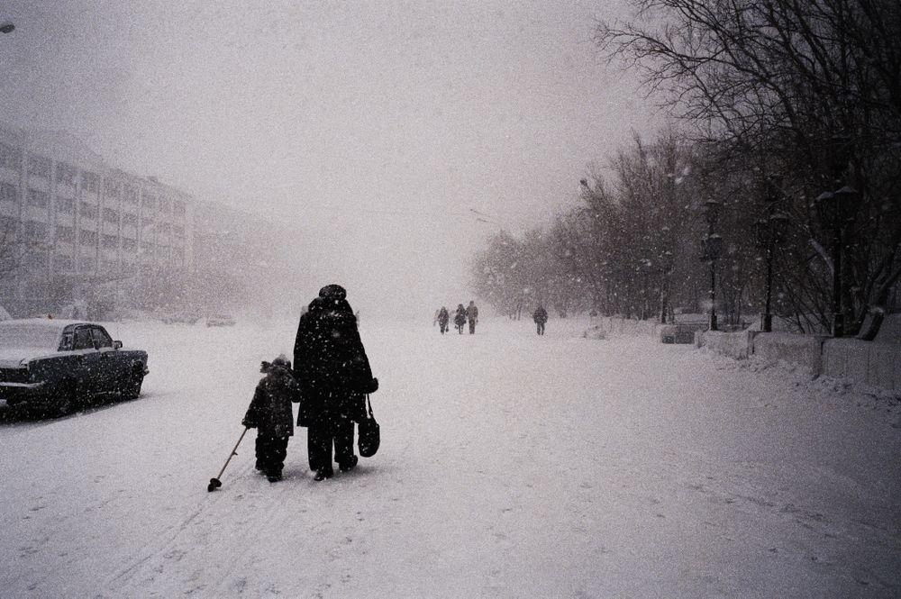 Жизнь на краю света. Фотопроект из Воркуты 17
