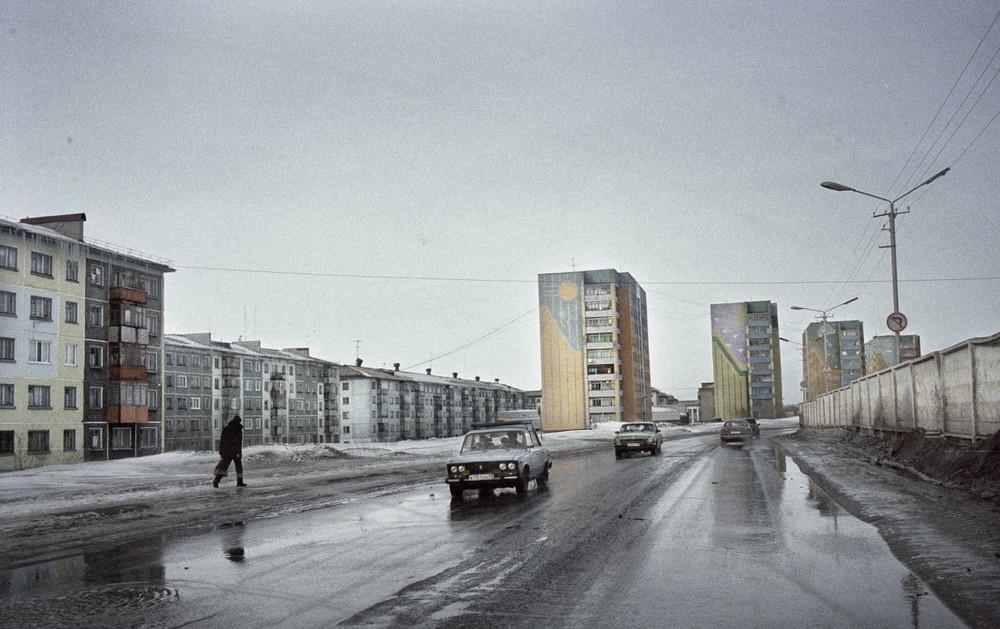 Жизнь на краю света. Фотопроект из Воркуты 7