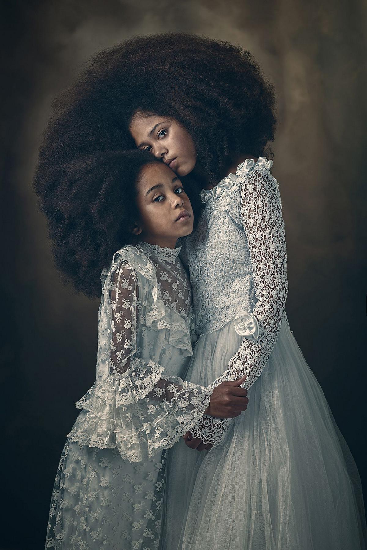 Обворожительные лица в работах победителей конкурса Siena International Photo Awards 2018 25