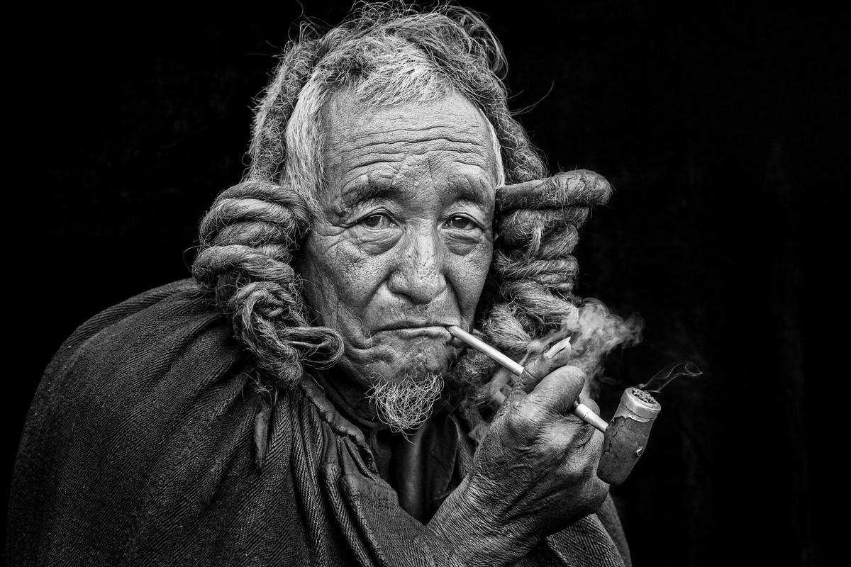 Обворожительные лица в работах победителей конкурса Siena International Photo Awards 2018 3