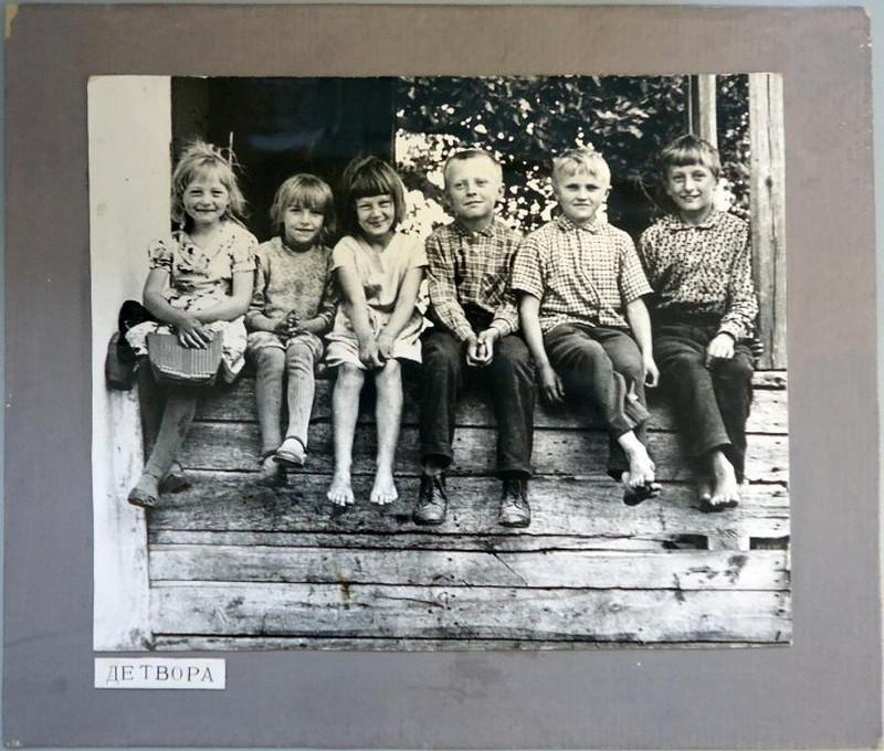Снимки 1960-70-х годов фотографа-этнографа Георгия Аргиропуло 29