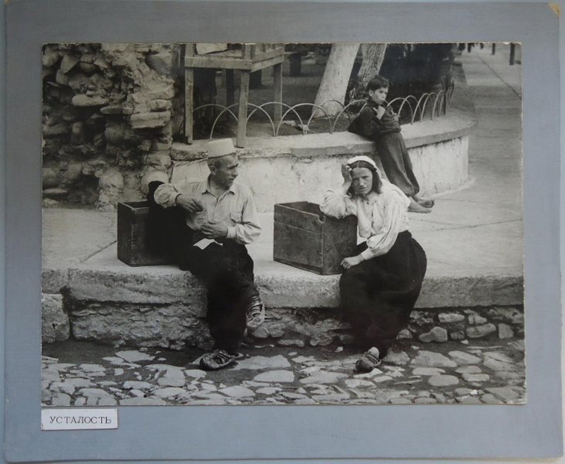 Снимки 1960-70-х годов фотографа-этнографа Георгия Аргиропуло 39