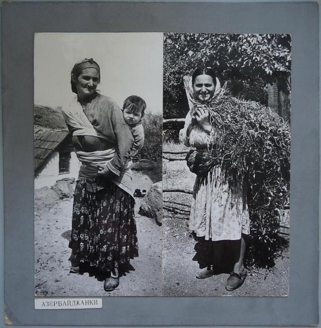 Снимки 1960-70-х годов фотографа-этнографа Георгия Аргиропуло 41