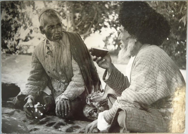 Снимки 1960-70-х годов фотографа-этнографа Георгия Аргиропуло 42