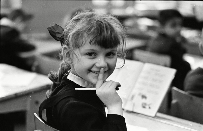 Великие, простые, красивые: люди на снимках советского фотографа Александра Стешанова 1