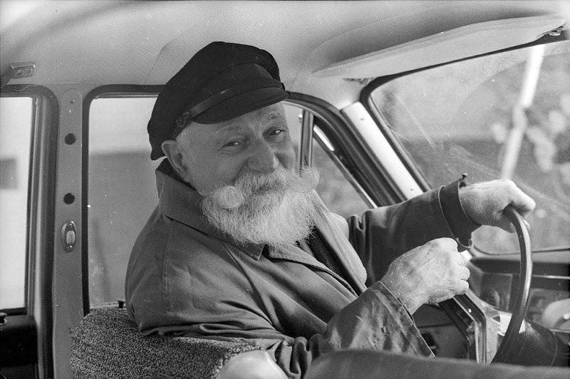 Великие, простые, красивые: люди на снимках советского фотографа Александра Стешанова 12
