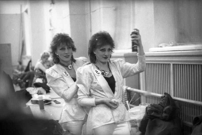 Великие, простые, красивые: люди на снимках советского фотографа Александра Стешанова 15