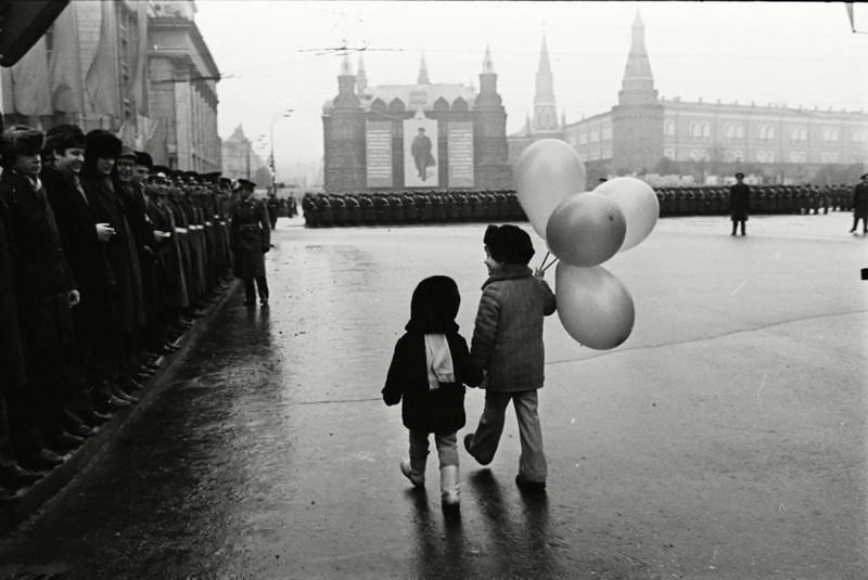 Великие, простые, красивые: люди на снимках советского фотографа Александра Стешанова 17