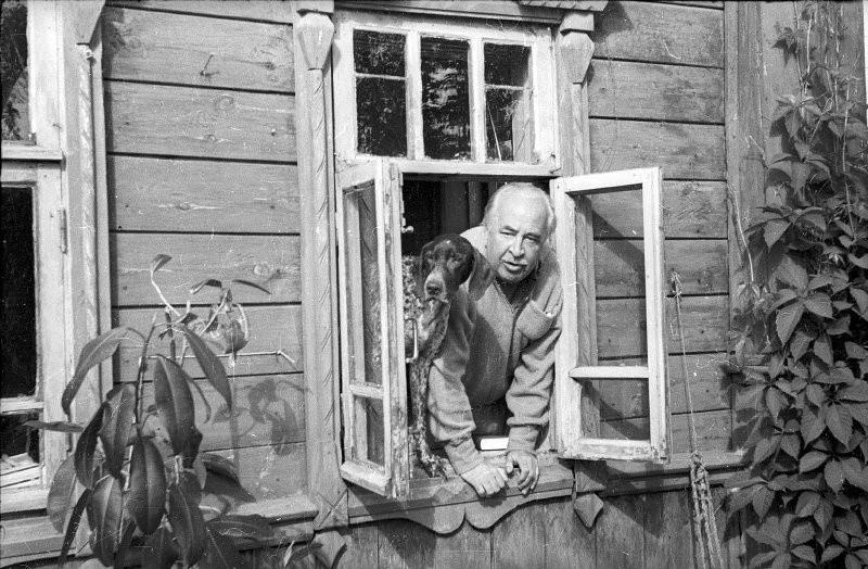 Великие, простые, красивые: люди на снимках советского фотографа Александра Стешанова 2