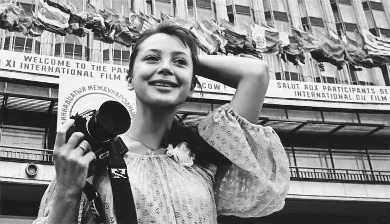 Великие, простые, красивые: люди на снимках советского фотографа Александра Стешанова 25