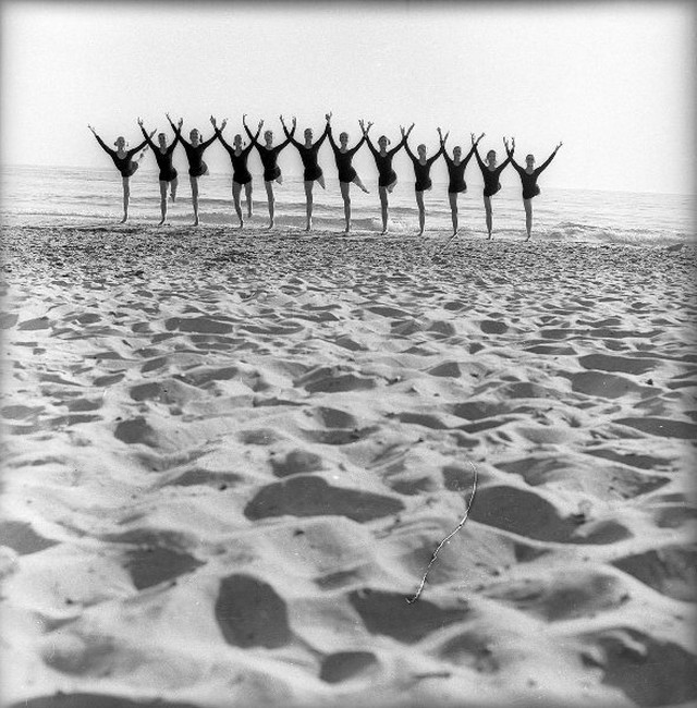 Великие, простые, красивые: люди на снимках советского фотографа Александра Стешанова 27