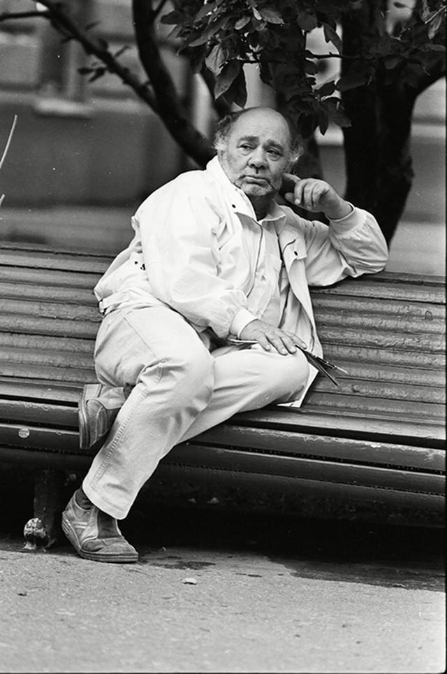 Великие, простые, красивые: люди на снимках советского фотографа Александра Стешанова 32