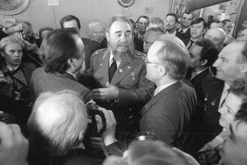 Великие, простые, красивые: люди на снимках советского фотографа Александра Стешанова 38