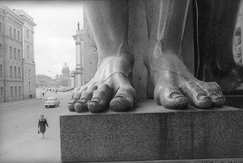 Великие, простые, красивые: люди на снимках советского фотографа Александра Стешанова 44