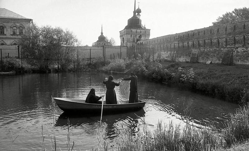 Великие, простые, красивые: люди на снимках советского фотографа Александра Стешанова 45 1