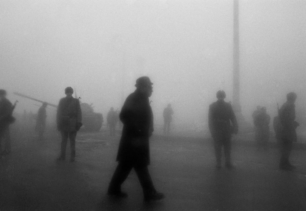 Репортаж с пристрастием. Греческий фотограф Никос Экономопулос 16