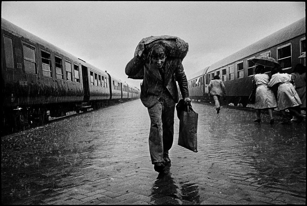 Репортаж с пристрастием. Греческий фотограф Никос Экономопулос 18