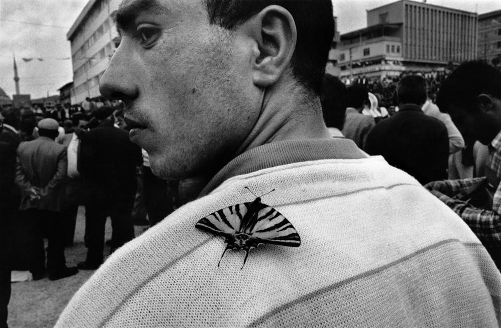 Репортаж с пристрастием. Греческий фотограф Никос Экономопулос 19