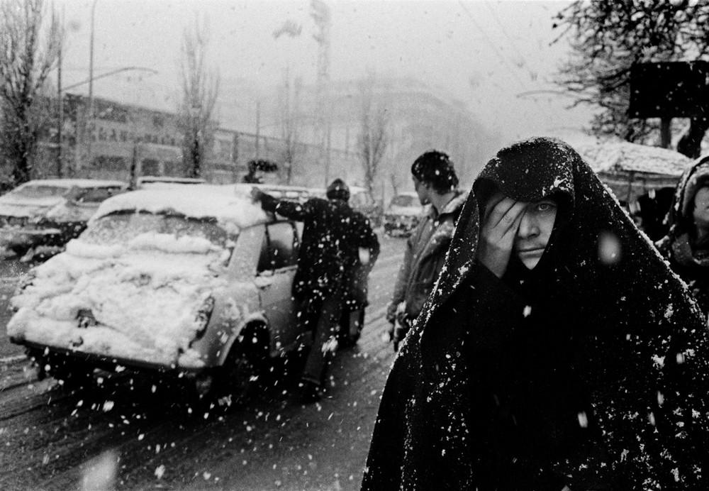 Репортаж с пристрастием. Греческий фотограф Никос Экономопулос 33