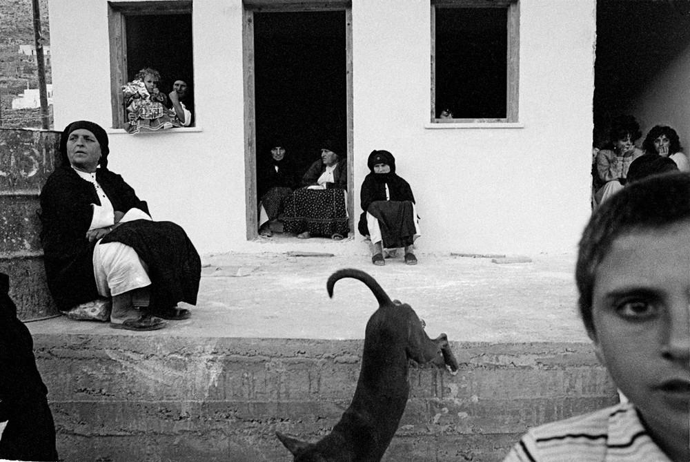 Репортаж с пристрастием. Греческий фотограф Никос Экономопулос 44
