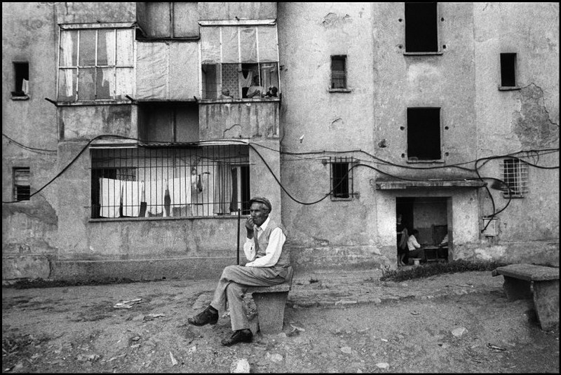 Репортаж с пристрастием. Греческий фотограф Никос Экономопулос 45