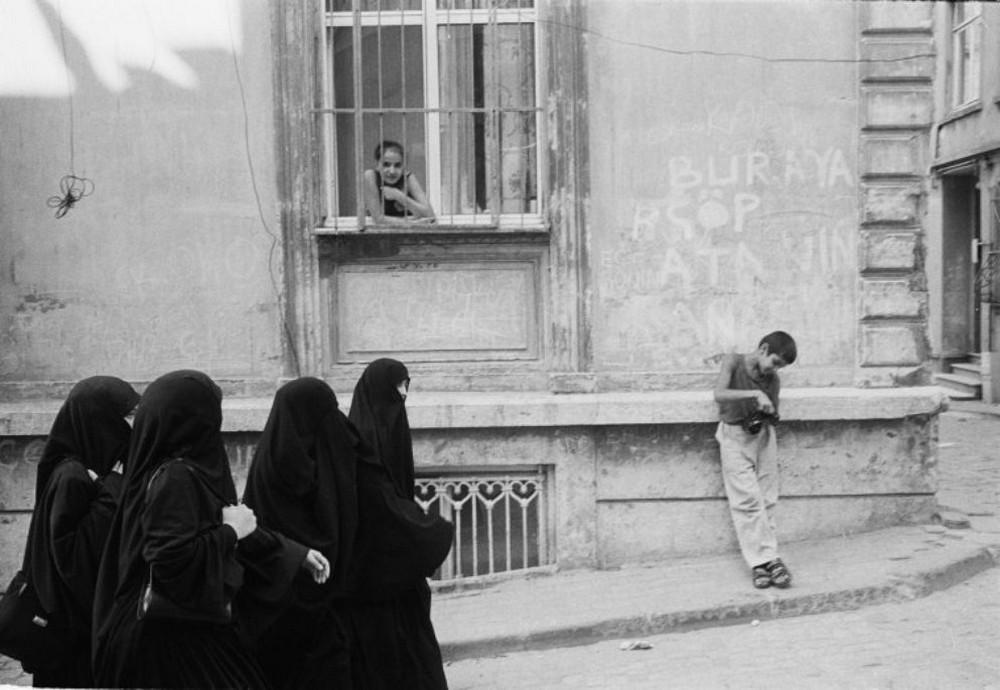 Репортаж с пристрастием. Греческий фотограф Никос Экономопулос 46