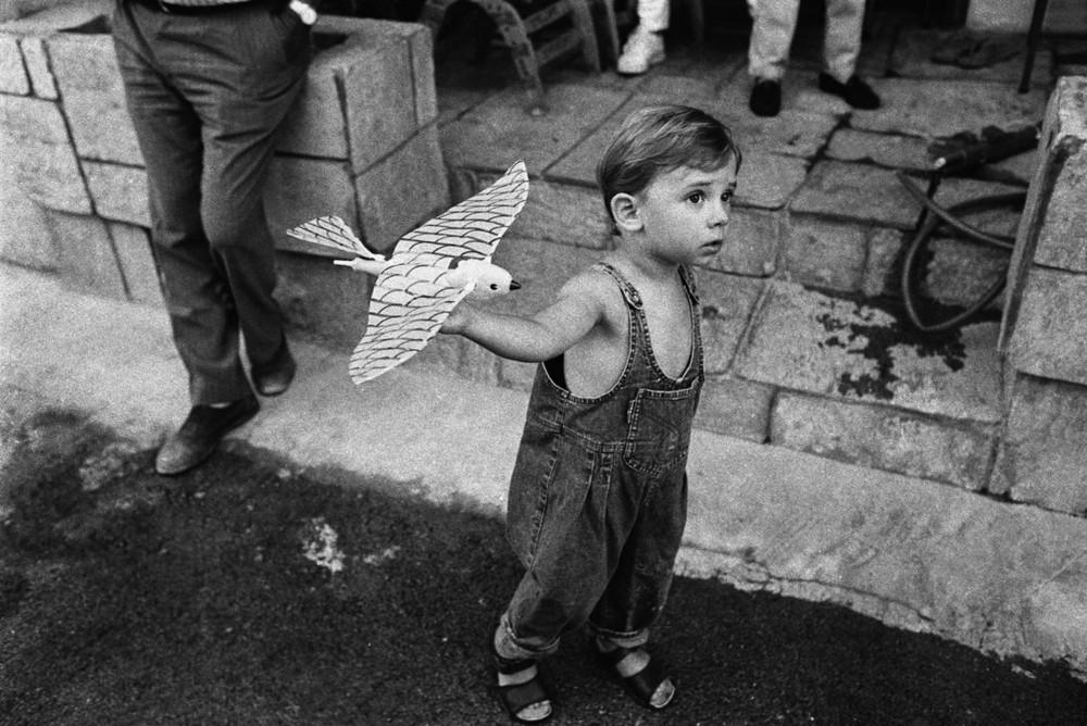 Репортаж с пристрастием. Греческий фотограф Никос Экономопулос 48