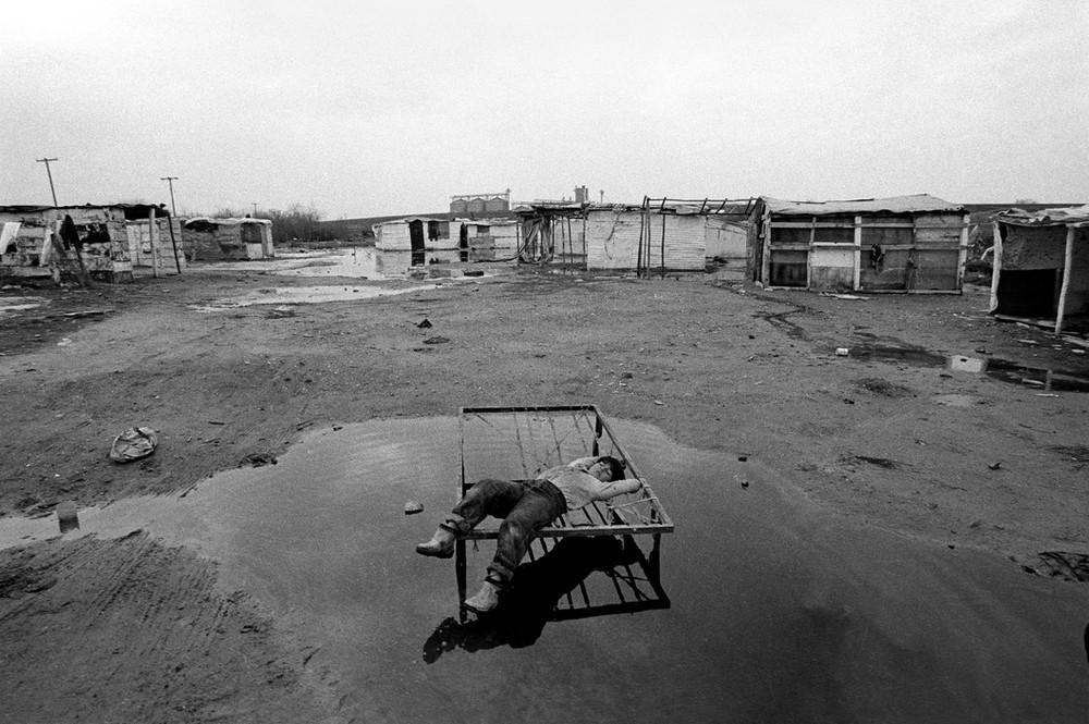 Репортаж с пристрастием. Греческий фотограф Никос Экономопулос 51