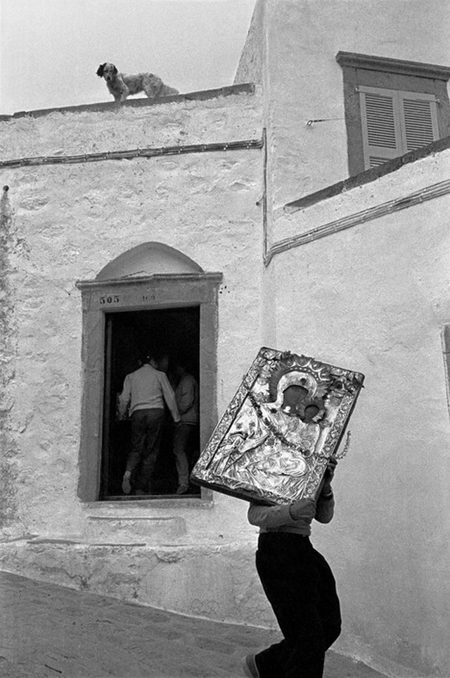 Репортаж с пристрастием. Греческий фотограф Никос Экономопулос 55