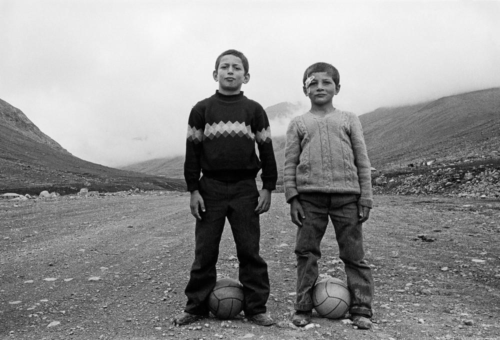 Репортаж с пристрастием. Греческий фотограф Никос Экономопулос 57
