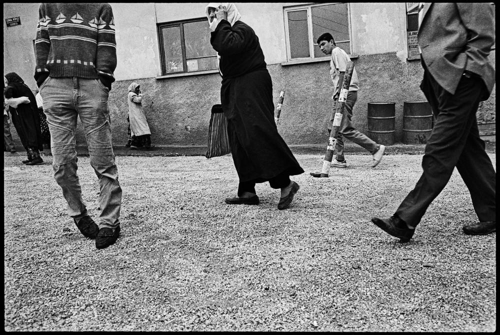 Репортаж с пристрастием. Греческий фотограф Никос Экономопулос 6