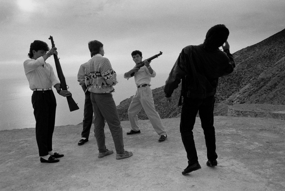 Репортаж с пристрастием. Греческий фотограф Никос Экономопулос 70