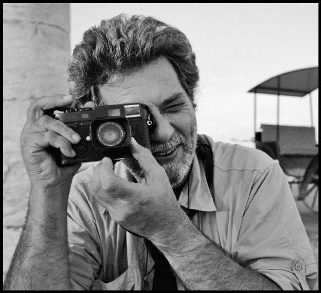 Репортаж с пристрастием. Греческий фотограф Никос Экономопулос 77