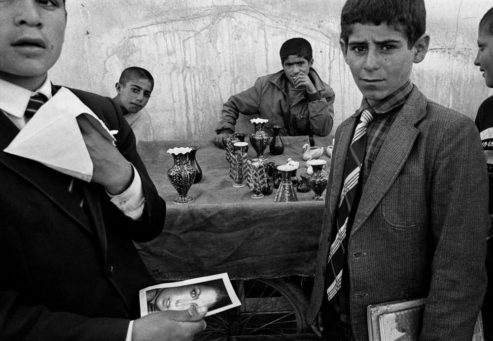 Репортаж с пристрастием. Греческий фотограф Никос Экономопулос 9