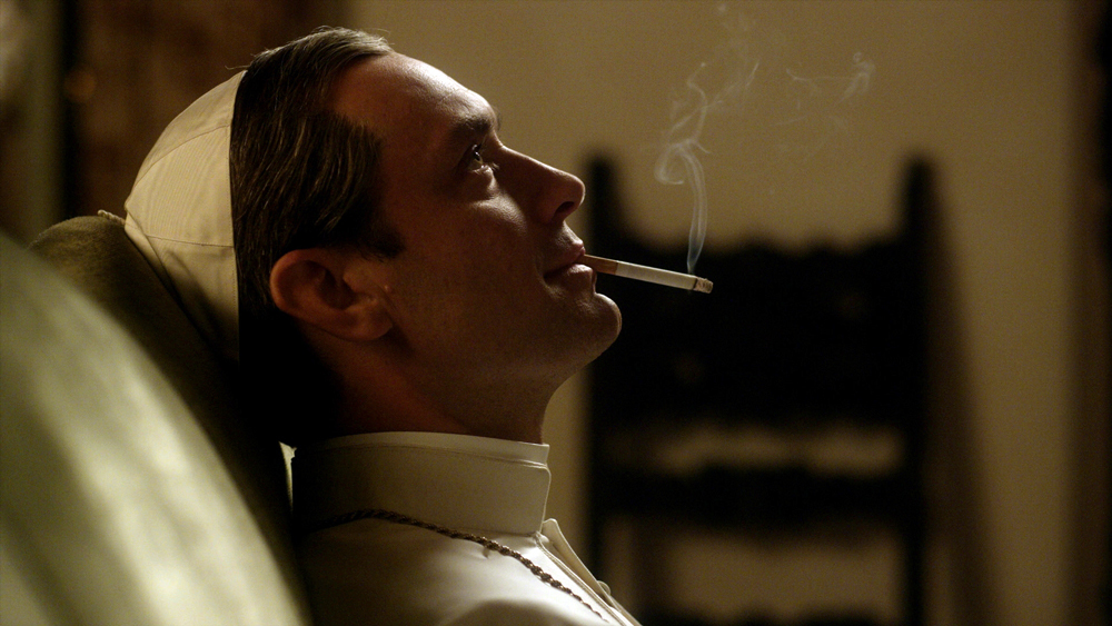 the young pope molodoy papa